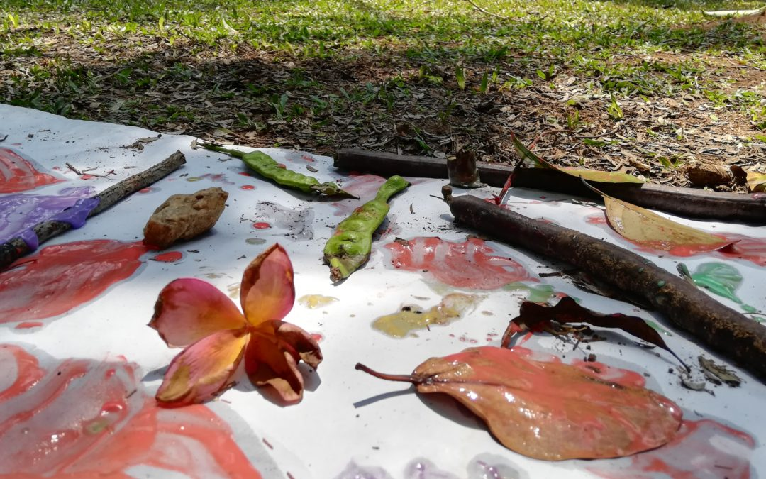 Revaluating meanings of presence and community through the Arts